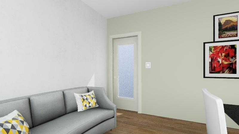 Eillen's office desing  Interior Design Render