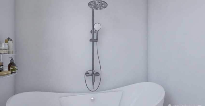 Stem tiny home project  Interior Design Render