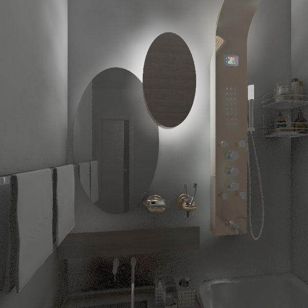 Преображенкий студия 31 кв. Interior Design Render