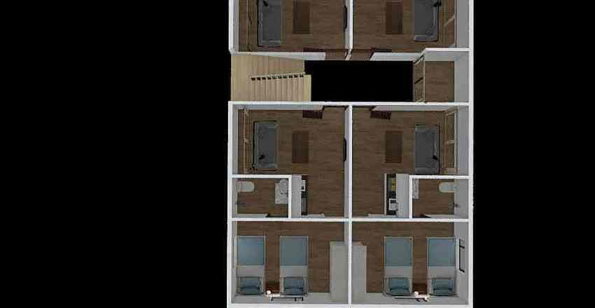 Unit N1  Interior Design Render
