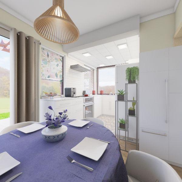 Rosshouse Interior Design Render