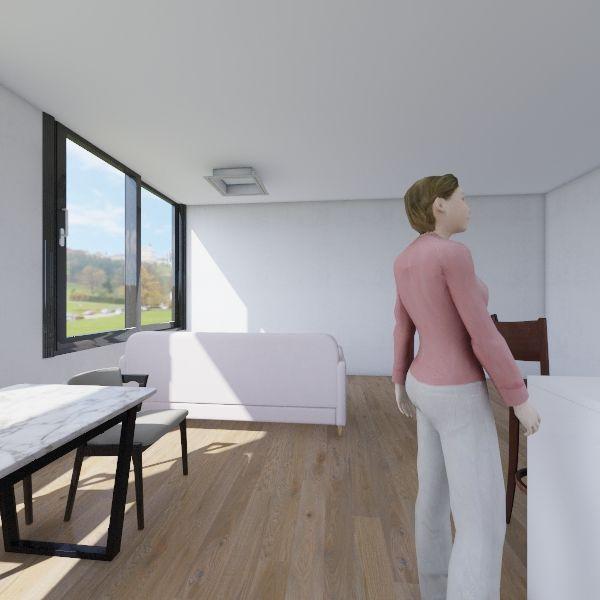 Extension 1 Interior Design Render