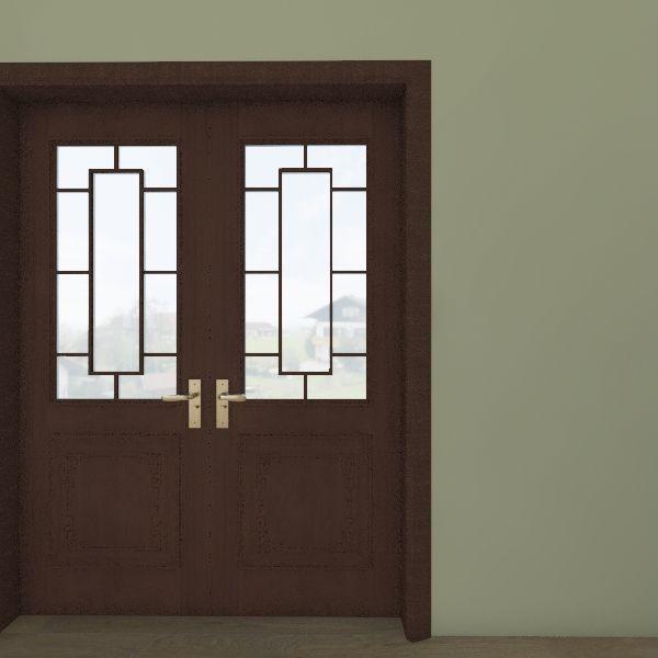 OFFICE PLAN Interior Design Render