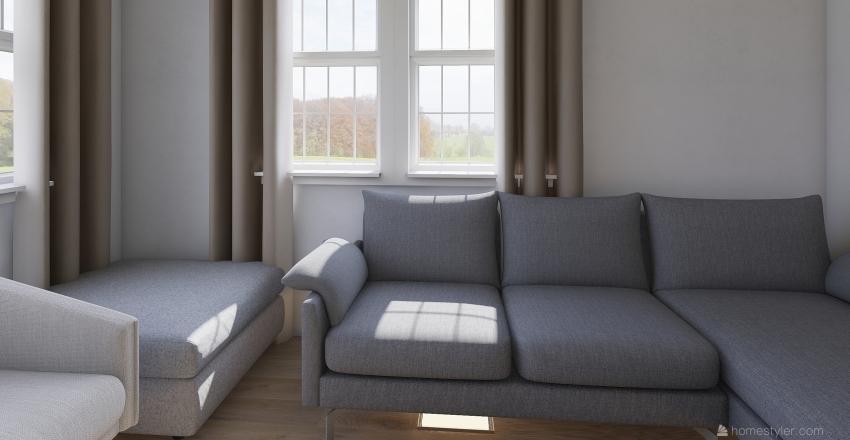 Chaitra Actual G+1-2 Interior Design Render