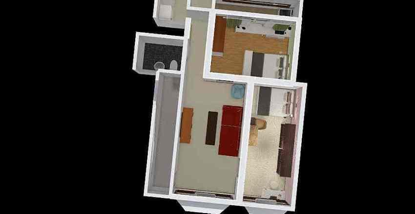 新家裝潢 Interior Design Render
