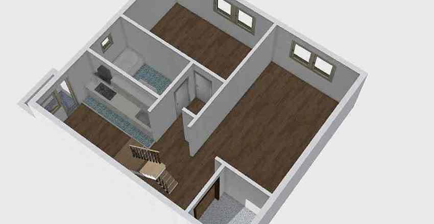 568 Interior Design Render
