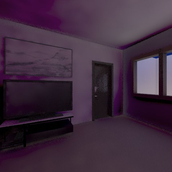My room innit Interior Design Render