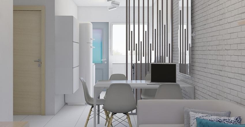 Juliane Frigo Interior Design Render