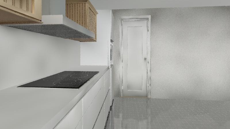Vicarage Interior Design Render