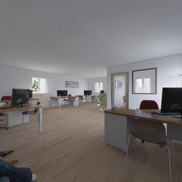 Locaux Istres 2020 Interior Design Render