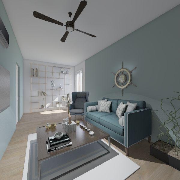 Navi Ewa Interior Design Render
