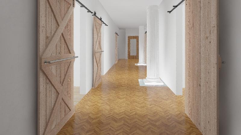 Zurawia Interior Design Render