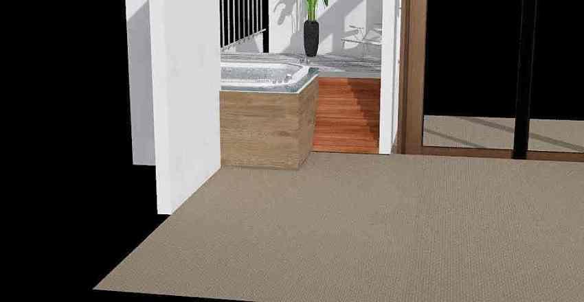 jacuzzi Interior Design Render