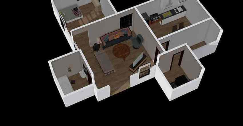 project jones Interior Design Render