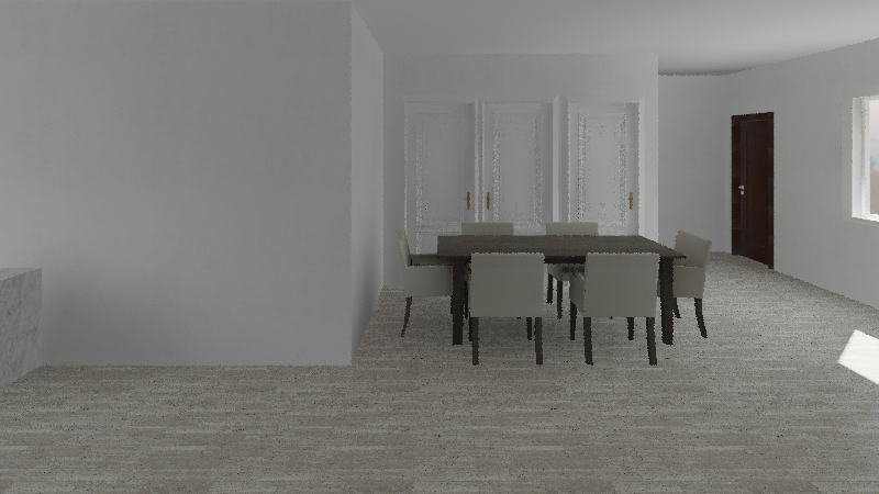 colline 1 Interior Design Render
