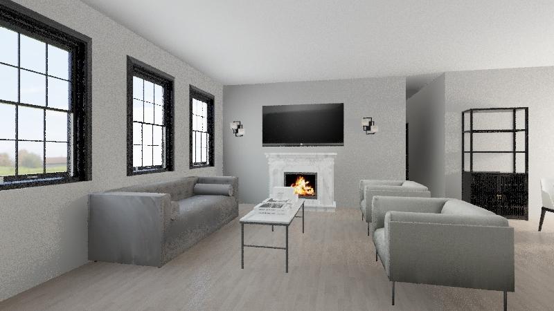 demo house 2 Interior Design Render