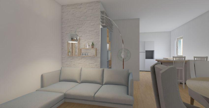 CRI Interior Design Render