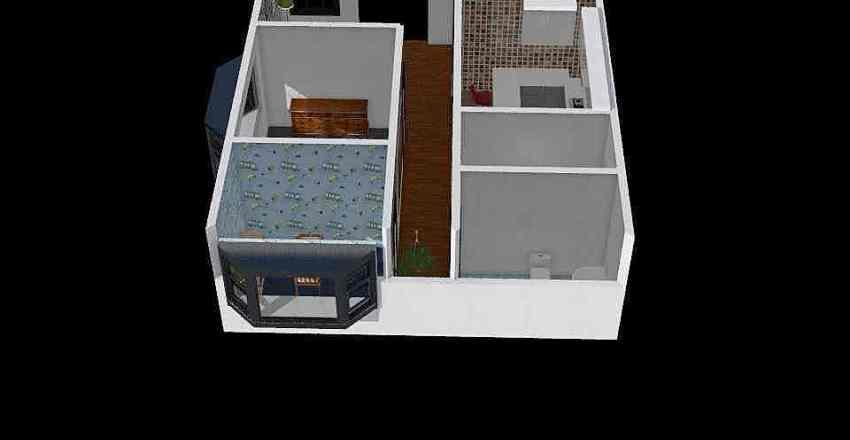 FERRER CASA Interior Design Render