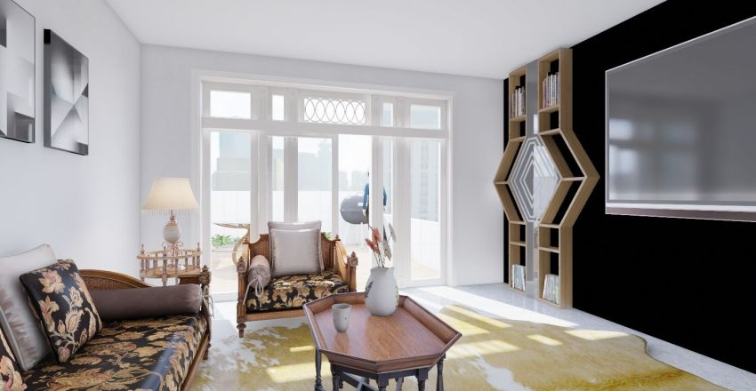 Alin project Interior Design Render
