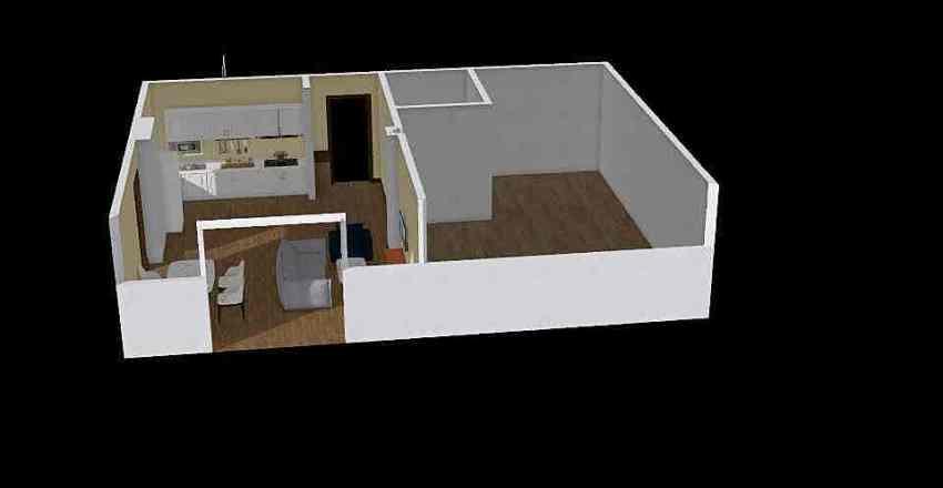 phòng khách Interior Design Render
