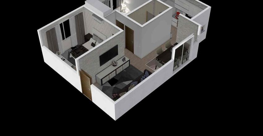 Amanda Interior Design Render