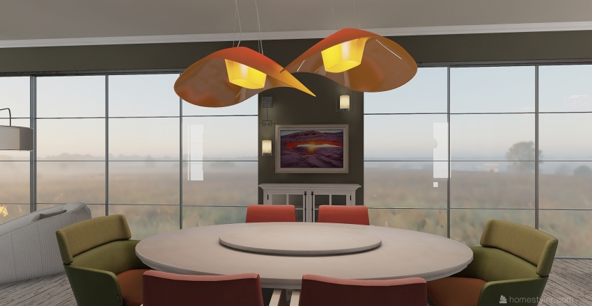 SB Project 3 Interior Design Render