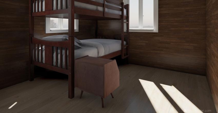 batch for boys Interior Design Render
