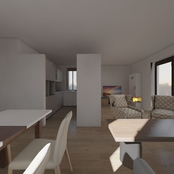 Budy01 Interior Design Render