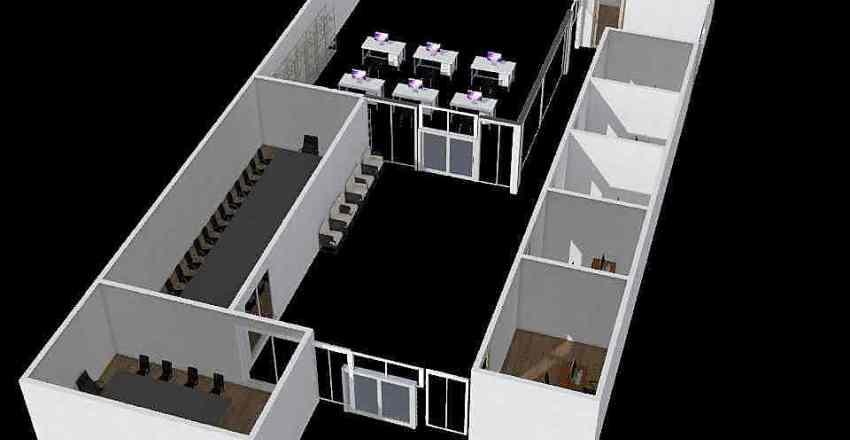 111-1 Interior Design Render