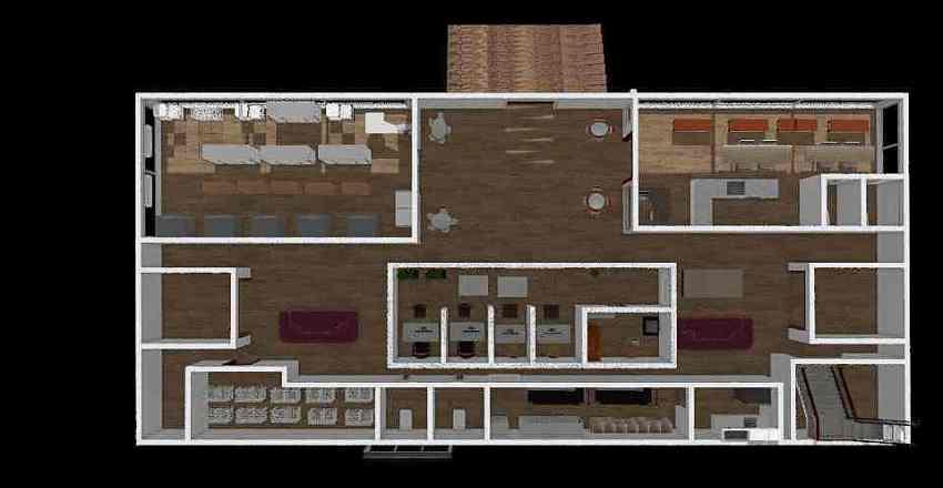 lante 1 Interior Design Render