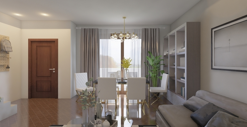 Banfi Interior Design Render