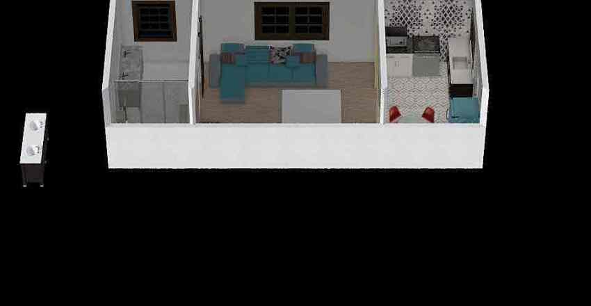 somcuta 2 Interior Design Render