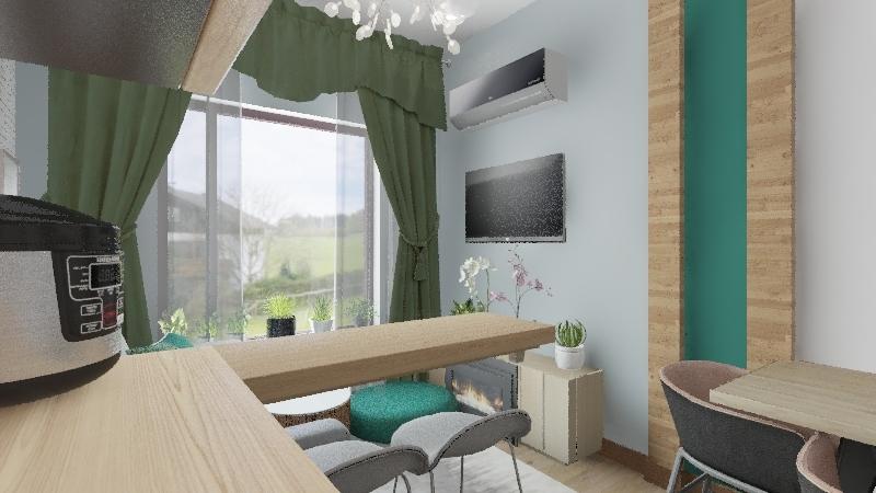 Моя квартира Interior Design Render