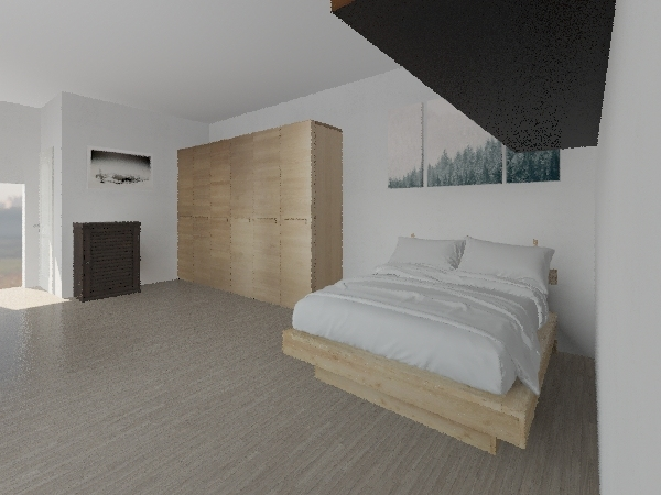 alapok Interior Design Render