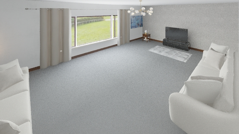 Mr Fraser  Interior Design Render