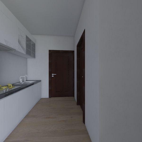 第一版 Interior Design Render