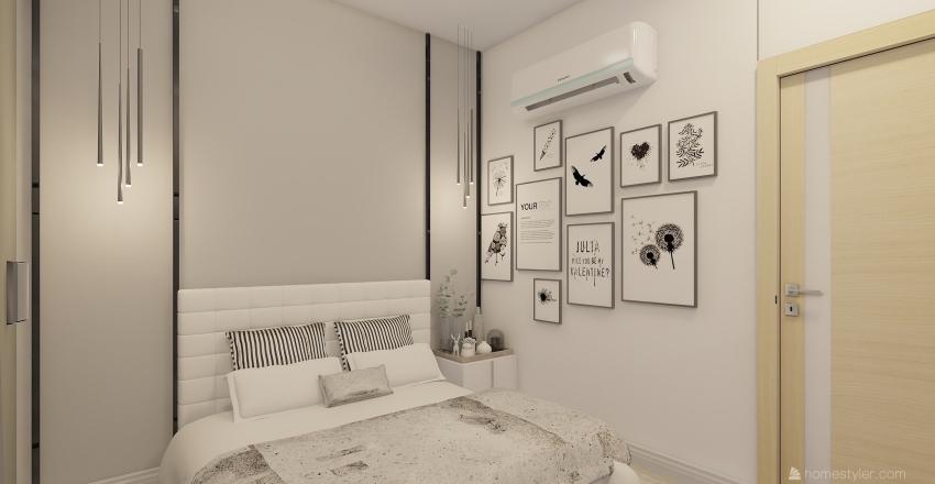 ANARHYA APARTMENT Interior Design Render