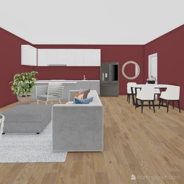 my new new Interior Design Render