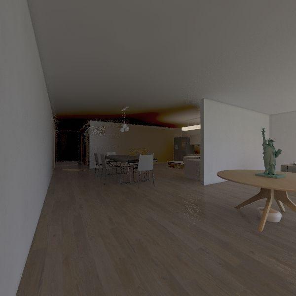 my mew home Interior Design Render