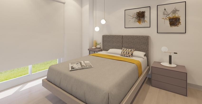 LORENZO HABITACION Interior Design Render