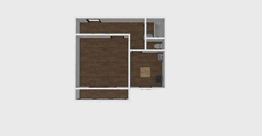 1-комн_0348 Interior Design Render