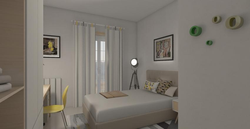 carluccio racale Interior Design Render