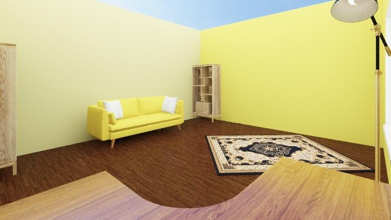 Dianellys Juarbe  Interior Design Render