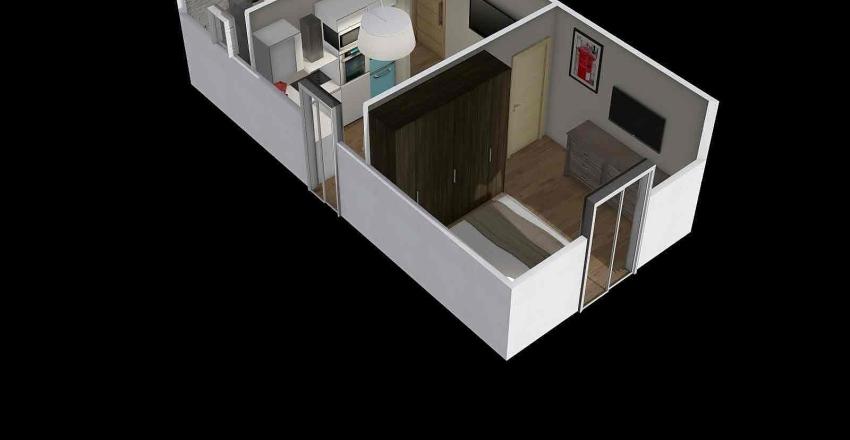 ΑΘΗΝΑ - ΚΩΝ/ΔΗ 4 Interior Design Render