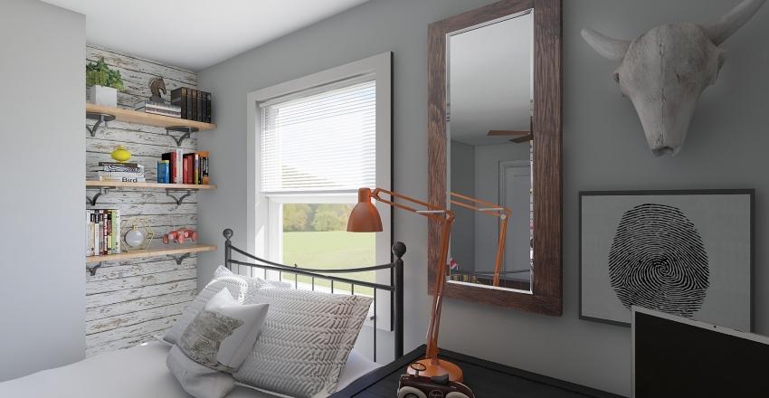 MacIntosh's Home 2 Interior Design Render