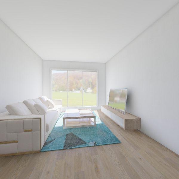 happy life Interior Design Render