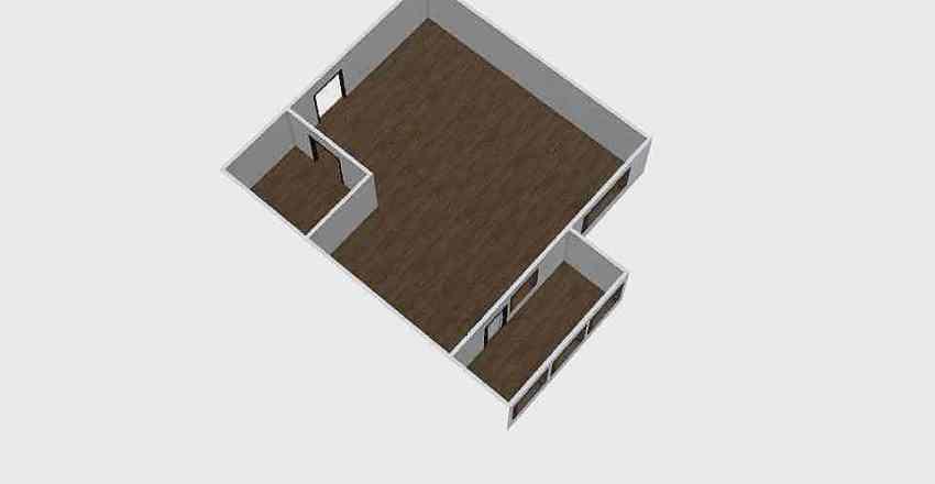1-комн_0343_1 Interior Design Render