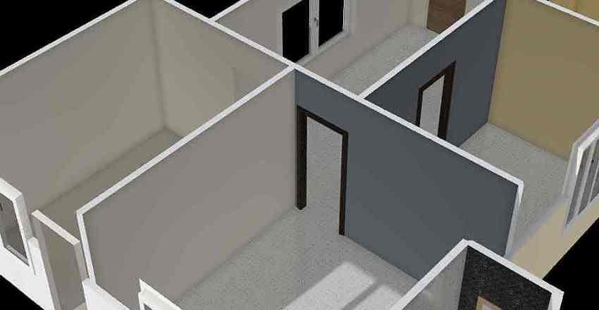 CAFOFO 351 Interior Design Render