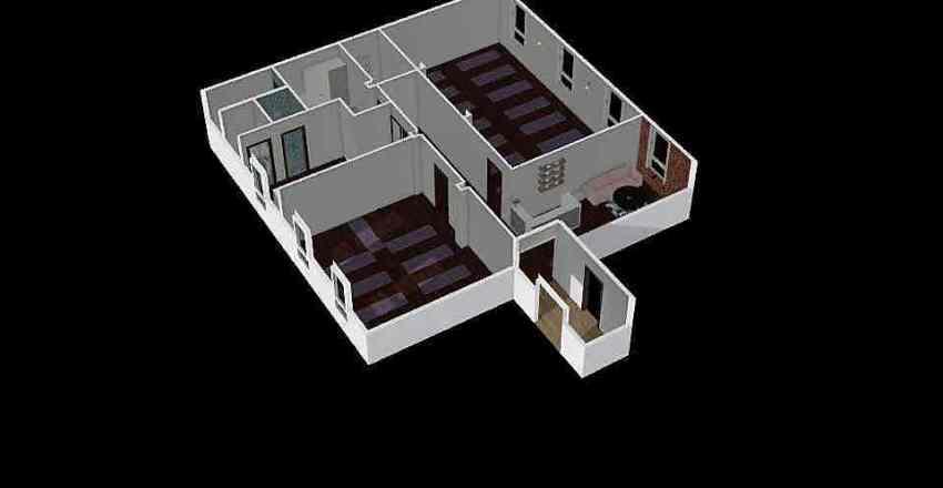 Интернациональная Interior Design Render