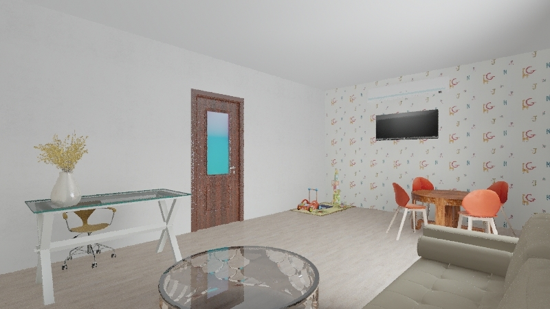 Susana Interior Design Render